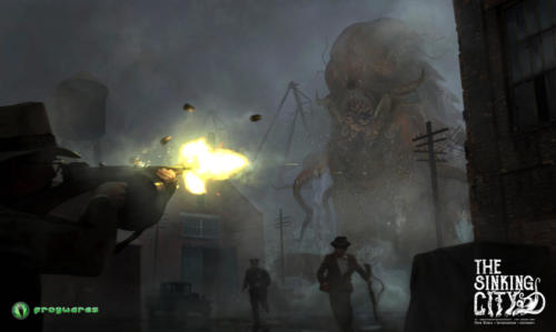 The Sinking City image 8