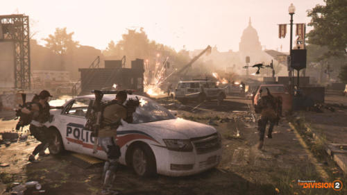 Tom Clancy's The Division 2 image 2
